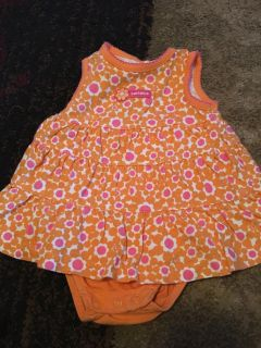 Just one year 6m org/pink flower print dress - ppu (near old chemstrand & 29) or PU @ the Marcus Pointe Thrift Store (on W st)