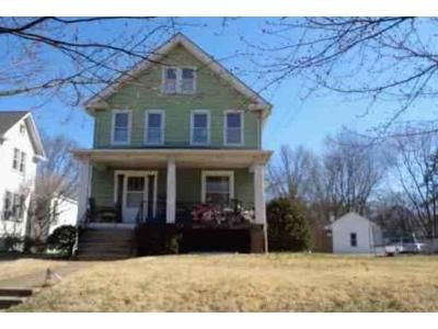 4 Bed 1.5 Bath Foreclosure Property in Oaklyn, NJ 08107 - Cattell Ave