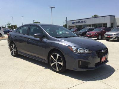 2017 Subaru Impreza 2.0i Sport (carbide gray metallic)