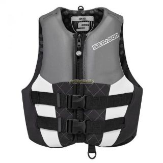 Purchase Sea-Doo Ladies' Neoprene Airflow PFD - Life Jacket Vest - Black motorcycle in Sauk Centre, Minnesota, United States, for US $54.99