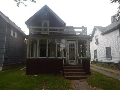 4 Bed 1 Bath Foreclosure Property in Jackson, MI 49202 - Bates St