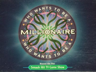 $10, Who Wants to Be A Millionaire Board Game