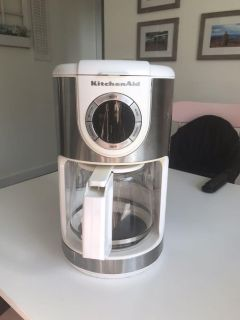 Kitchen Aid 12 cup Coffee Pot