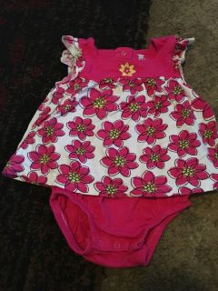 Koala baby 6m pink/wht dress w/onesie - ppu (near old chemstrand & 29) or PU @ the Marcus Pointe Thrift Store (on W st)