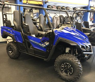 2018 Yamaha Wolverine X4 Sport-Utility Utility Vehicles Hobart, IN