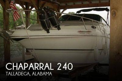 2001 Chaparral 240