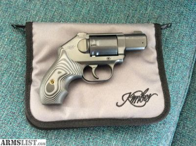 For Sale/Trade: Kimber K6s DC .357 Magnum For Sale