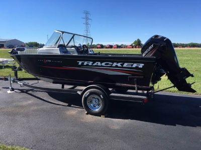 2018 Tracker Pro Guide V-175 Combo Jon Boats Appleton, WI