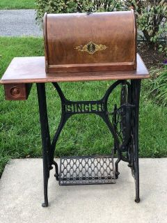 Singer Treadle Sewing Machine