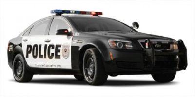 2013 Chevrolet Caprice Police (Phantom Black Metallic)