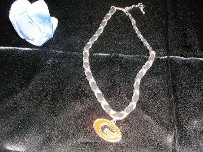 Ga bulldog necklace