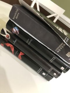 Steven Myer s 4 book collection