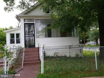 3 Bed 2 Bath Foreclosure Property in Capitol Heights, MD 20743 - 68th St
