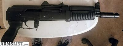 For Sale/Trade: Arsenal SLR 106 556 AK pistol