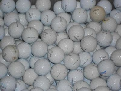 $150 For Sale Recycled Golf Balls