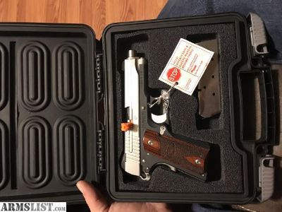 For Sale/Trade: Sig Sauer C3 1911