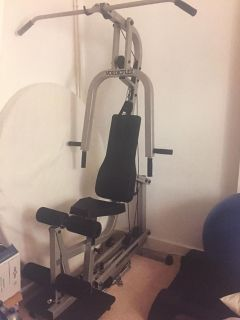 NordicTrack Home Gym