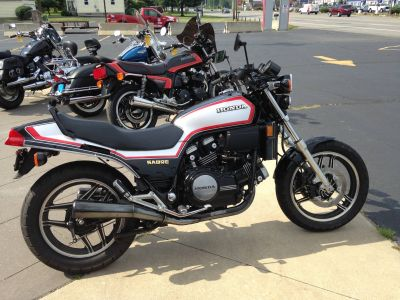 1984 Honda VF700S Cruisers Motorcycles Amherst, OH