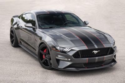 2018 Ford Mustang GT - Whipple Supercharged (Gray)