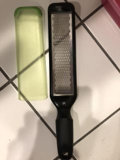 Grater and protective cover