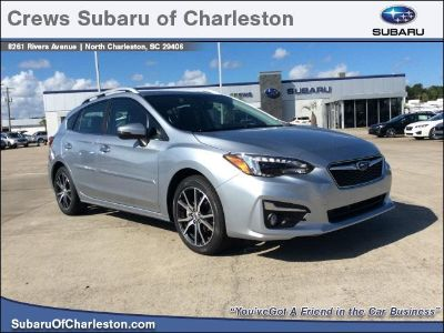 2019 Subaru Impreza 2.0i Limited 5-door CVT (Ice Silver Metallic)