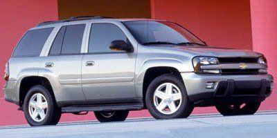 2005 Chevrolet Trailblazer LS (Silverstone Metallic)