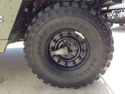 Find Hummer H1 Ctis Wheel Super Swamper Radial Tsl motorcycle in San Diego, California, US, for US $2,499.00