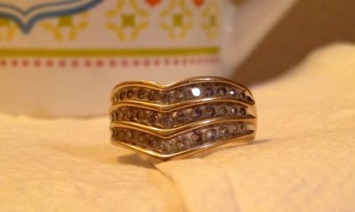10ct Women s Ring