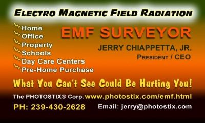 Concerned about EMF Radiation in the Home or Property?