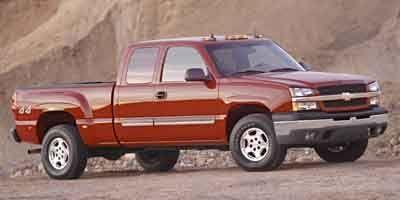 2004 Chevrolet Silverado 1500 LS (Black)