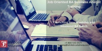 Business Analyst(BA) Job-Oriented Training Program