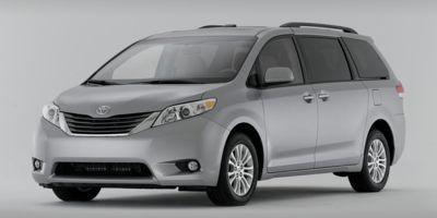 2014 Toyota Sienna XLE 8-Passenger (Gray)