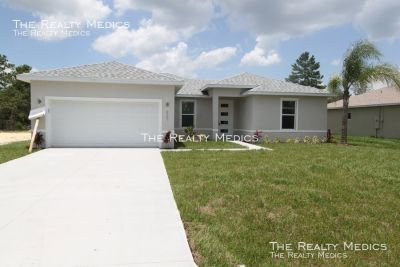 Be the FIRST to live in this Gorgeous Poinciana Home!!