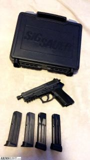 For Sale/Trade: Sig Sauer SP2022