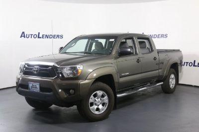 2014 Toyota Tacoma V6 (Gray)