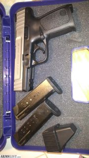 For Sale: Smith and Wesson SD 40