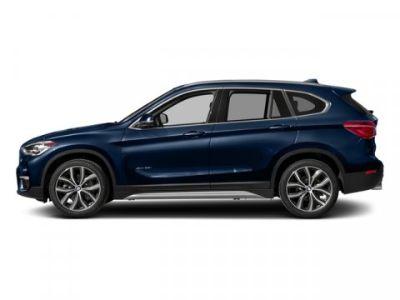 2018 BMW X1 xDrive28i (Mediterranean Blue Metallic)