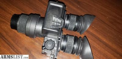 For Sale: WTS PVS7A Night Vision Goggles Gen 3