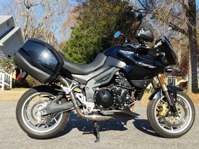 2010 Triumph TIGER 1050 SE