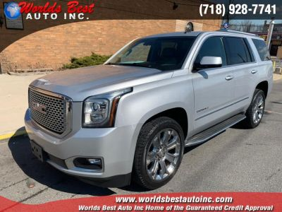 2015 GMC Yukon Denali (Quicksilver Metallic)