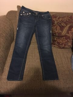 Awesome Trendy Skinny Jeans by Seven 7 Sz 6 Small (28 Waist) Swap Only