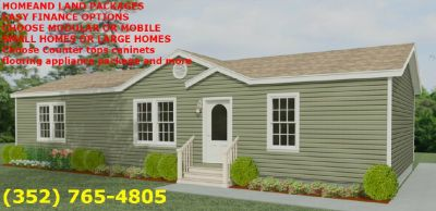 MOBILE AND MODULAR HOMES