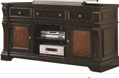 Beautiful Hooker entertainment center