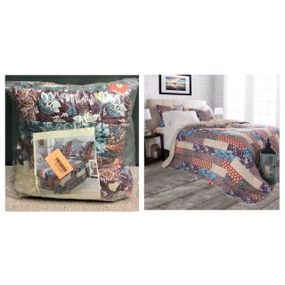 Cabin and Lodge Santa Fe Quilt Set - Yorkshire Home **FULL/ QUEEN