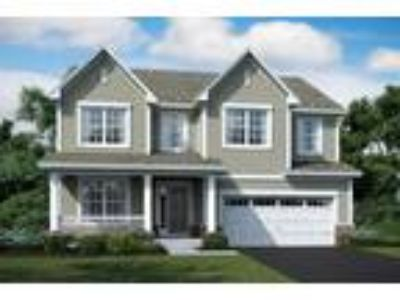 The Dawson by M/I Homes: Plan to be Built