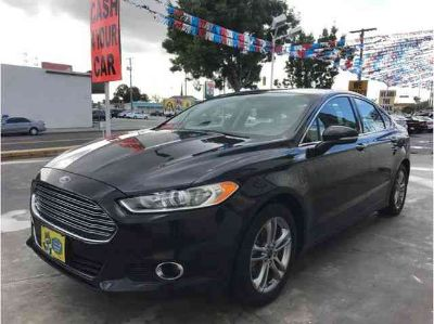 Used 2015 Ford Fusion Energi for sale