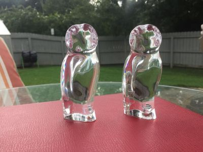 Baccarat owls