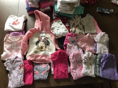Mixed lot of 3-6 months