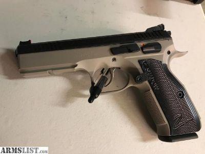 For Sale: CZ Shadow 2 - Urban Grey 9mm - 1K OBO