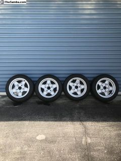 ATS rims all 4 in good condition very rare